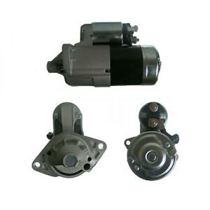 Fits Suzuki Samurai 1 3 sj Starter Motor 2000 on 17492uk