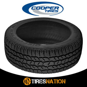 1 New Cooper Discoverer A tw 235 75r16 108s Tires
