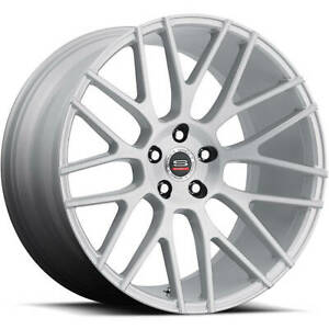 24x10 Silver Wheel Spec 1 Spl 001 5x4 5 30