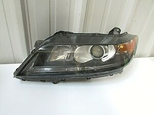 2013 2014 2015 Honda Accord 2 4l Coupe Factory Oem Left Halogen Headlight R5