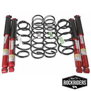 2018 2020 Jeep Wrangler Rubicon Jl 4 Door Factory Oem Shocks With Springs
