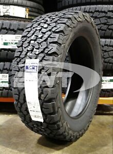 2 New Bf Goodrich All Terrain T A Ko2 115s Tires 2755520 275 55 20 275