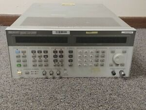 Agilent Hp 8643a High performance Signal Generator 0 26 1030 Mhz Opt 001
