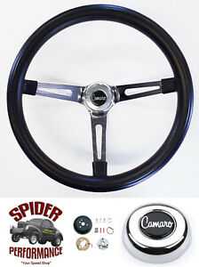 1969 1994 Camaro Steering Wheel 15 Muscle Car Chrome