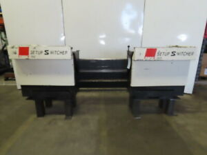 Smw 150s Cnc Workholding Manual Pallet Switcher Changer