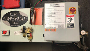 C r Onsrud 3025 Inverted Pin Router Parts 30 Day Warranty Cr Free Ship