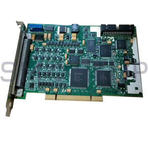 Used Tested National Instruments Ni Pci 7390 Daq4 Axis Motion Control Card