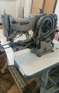 Pfaff 1 7 8 Box X Tacker Industrial Sewing Machine