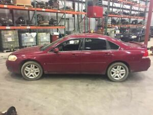 Driver Front Seat Bucket Opt Ar9 Cloth Electric Fits 06 07 Impala 69591