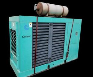 Onan 60ena 60 Kw Standby Lp Or Natural Gas Generator 703 Hours