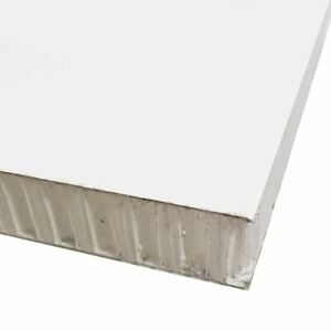 Frp Honeycomb Panel 1 000 1 X 12 Inches X 48 Inches White