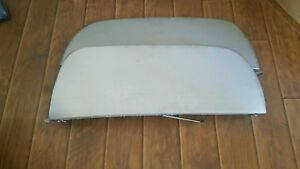 1946 48 Plymouth Dodge Fender Skirts New Steel Nice