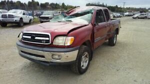 Driver Sun Visor Sr5 Primary Extended Cab 4 Door Fits 00 04 Tundra 6297564