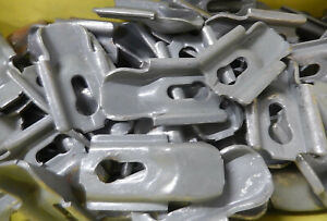 100 Piece Lot Lyon Old Style Industrial Shelving Clips Free Shipping