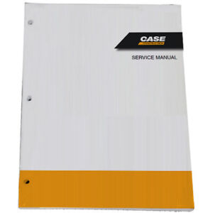 Case 650k 750k 850k Crawler Bull dozer Shop Service Repair Manual 6 47050