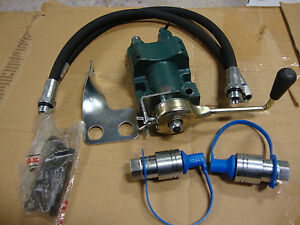 600 800 841 801 3000 4000 2000 Ford Tractor Hydraulic Remote Single New