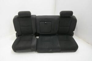 2007 2013 Chevrolet Silverado Rear Bench Seat Right Left And Center