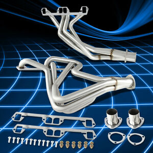 Fit Dodge 68 96 Small Block 318 360 V8 Stainless Steel Header Manifold Exhaust
