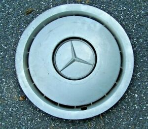 14 Hubcap Wheel Cover Mercedes 1 Used Original Plastic 2014010224 With Clips