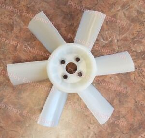 Sba145306130 6 Blade Fan For Ford New Holland Compact Tractor 1500 1600 1700