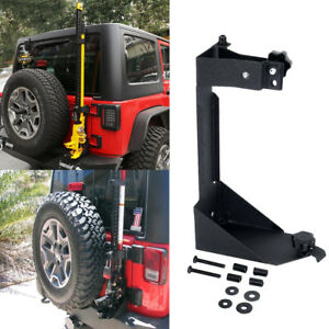 Offroad Jack Mount Mounting Kit For 2007 2017 Jeep Wrangler Jk Rubicon 11586 01