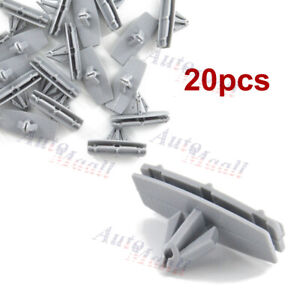 20x Fender Flare Arrow Head Moulding Clips For 2002 2011 Jeep Liberty 55157055aa
