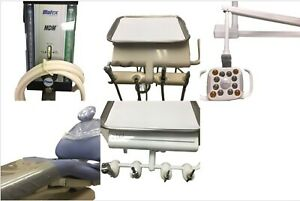 Operatory Set 2 Adec 1040 Dental Chairs W Scanx Ile Deliveries Lights