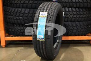 4 New Kenda Kenetica Touring A S 99h 60k Mile Tires 2156517 215 65 17 21565r17