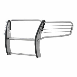 Aries 4087 2 Stainless Grille Brush Guard For 15 16 Chevrolet Suburban Tahoe