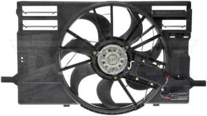 New Engine Radiator Cooling Fan Assembly With Controller Dorman 621 274