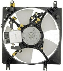 New Engine Radiator Cooling Fan Assembly With Controller Dorman 620 318
