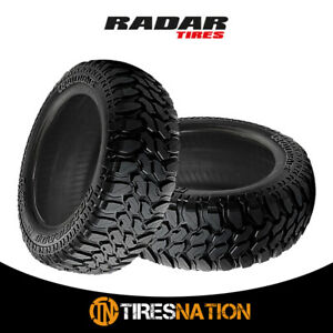 2 Radar Renegade R7 M t 35x12 50r17 121 118q Mt E 10 Owl All Terrain Mud Tire