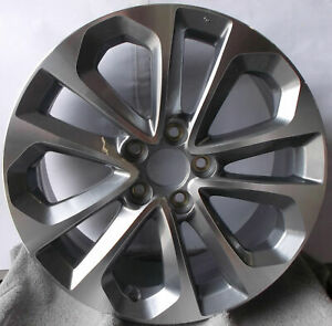 New Replacement Set Of 4 18 Alloy Wheels Rims For 2003 2015 Honda Accord