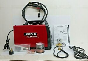 ri3 Lincoln Electric 180hd Amp Weld Pak Mig Wire Feed Welder Local Pickup Only