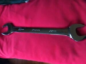 Snap On 30 32 Mm Metric Standard Open End Wrench Vom3032b New