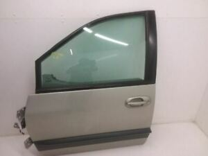 1997 2000 Dodge Caravan Electric Front Left Driver Door Assembly Green