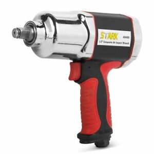 Professional 1 2 700lb Composite Air Impact Wrench Compressor Gun Tire Diy Tool
