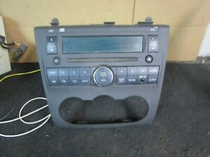 10 11 12 2010 2011 2012 Nissan Altima Radio Cd Player Receiver Stereo 28185zx11b