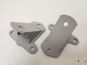 Small Block Chevy Universal Heavy Duty Steel Engine Mounting Brackets 283 400