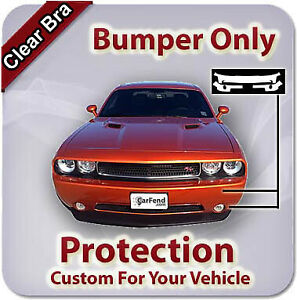 Bumper Only Clear Bra For Subaru Outback 2008 2009