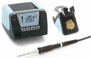 Weller Wt1010hn With Wt1h Soldering Station And Wp120 Iron