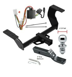 Trailer Tow Hitch For 2019 Subaru Forester Complete Package Wiring