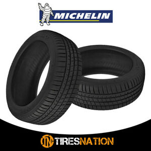 2 Michelin Pilot Sport A S 3 255 40zr18 95y Ultra High Performance Tires