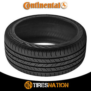 1 New Continental Contiprocontact P195 65r15 89h Tires
