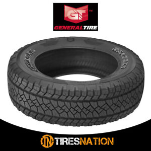 1 New General Grabber Apt 265 70 16 112t All Terrain Light Truck Tire