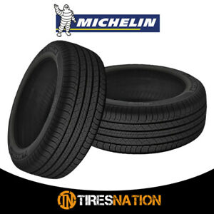 2 New Michelin Latitude Tour Hp 255 55r18 105v Tires