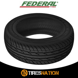 4 New Federal Couragia Xuv P275 70r16 114h All Season Traction Tire