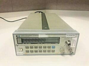 Agilent Hp Keysight 5386a Frequency Counter