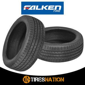 2 Falken Ziex Ct60 A S 255 50r20 109v All Season Crossovers Performance Tires