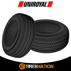 2 New Uniroyal Tiger Paw Awp Ii P215 70r14 96t White Wall Tires